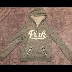 Super cute and thin PINK VS sweatshirt💘Size S.
